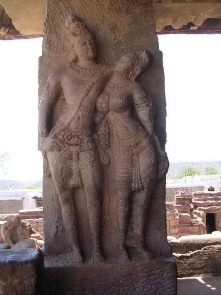Архитектура Индии, Чалукья, Паттадакал.