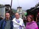 Лев из Москвы, Сара из Парижа, Андрей из Сиднея... встретились в Кедарнатхе