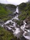 водопад по пути к Кедарнатху
