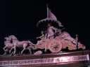Колесница Арджуны в Сварг Ашраме. Ришикеш