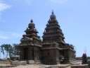 Мамаллапурам. Прибрежный храм - шор темпл