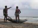 Рыбаки Варкалы, фото Кералы