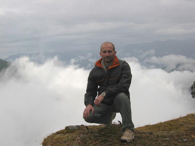 Олег Дудинкин. Гималаи весна 2004 года